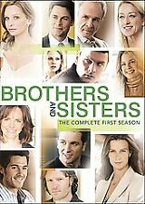 Brothers and Sisters --- Season 1 --- NEW & SEALED DVD --- FREE SHIPPING :):)