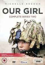 OUR GIRL series 2 region 2 DVDs new Fast Dispatch