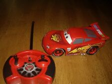 EUC Disney Pixar Cars 2 Remote Control Lightning McQueen Air Hogs