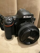 Nikon D750 With Nikkor 50mm Lens Shutter Count 8183 - Built In WiFi