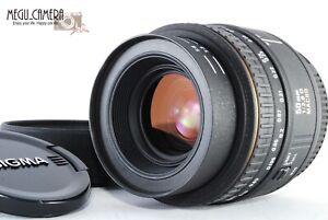 [NEAR MINT] SIGMA AF 50mm F2.8 D MACRO EX For NIKON AF From Japan (#193)