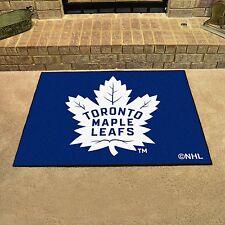 "Toronto Maple Leafs 34"" x 43"" All Star Area Rug Floor Mat"