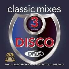 DMC Classic Mixes - Disco Vol 3 Music DJ CD