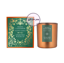 NEW Crabtree & Evelyn Noel White Cardamom Fragrance Candle madeby Jo Malone 200g