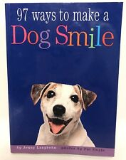 97 Ways to Make a Dog Smile Jenny Langbehn  2003 Paperback Pet Book