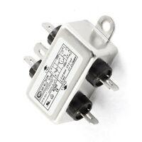 CW1B-06A-T 6A Noise Suppressor Power EMI Filter AC 115/250V