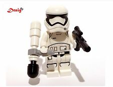 LEGO Star Wars -  First Order Stormtrooper with baton *NEW* from 75139
