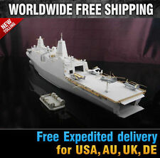 ★Hobby365★ New 1/350 LPD-21 NEW YORK DETAIL-UP PARTS for Trumpeter #MS35039