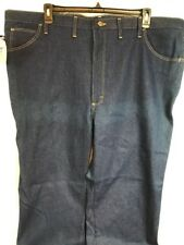 New Wrangler Jeans Size 46X30 Rugged Wear Classic Fit Stretch Blue S1