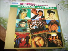 a941981 Madonna Wham ETC Taiwan LP 1985 Billboard Hits Number 24