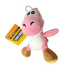 "Super Mario Yoshi Keychain 4.5"" Plush Toy (Pink)"