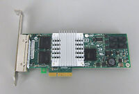 IBM Intel EXPI9404PTL Pro/1000 PT Quad Port Server Adapter PCI-E D72468 39Y6138