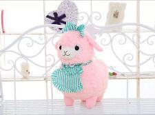 GE Pink Arpakasso Alpaca Plush Toy Cafe Maids 45cm