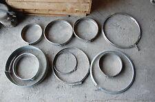 lot 10 collier divers de tuyau de cheminee  neuf