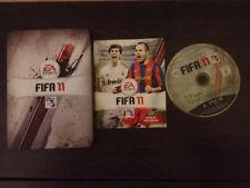 FIFA 11 2011 Caja Metálica PS3 Play Station 3 PAL ESPAÑOL