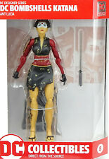 DC COMICS DESIGNER SERIES FIGURE KATANA BOMBSHELLS by ANT LUCIA DC COLLECTIBLES