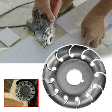 Angle Grinder Shaping Saw Blade Wood Carving Disc Cutting Woodworking Tool