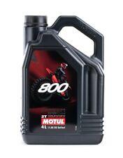 4 Liter MOTUL 800 2T FL OFF ROAD API TC, JASO MA-2