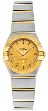 Omega 123.20.24.60.08.001 Constellation  24MM18KY and Steel Women's Watch