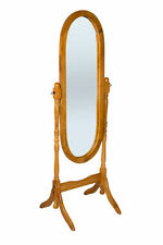 Antique Style Oval Free Standing/Cheval Decorative Mirrors