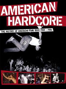 American Hardcore: The History of American Punk Rock 1980-1986 (DVD) **New**