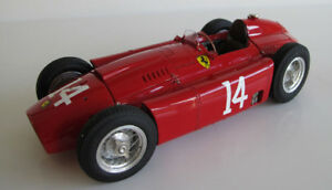 M-182	Ferrari D50, 1956 GP France #14 Collins, Limited Edition 1,500 , 1:18 CMC