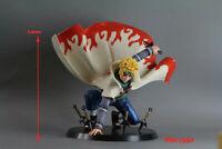 Anime Naruto Shippuden HOKAGE Namikaze Minato PVC Action Figure Figurine Toy14CM