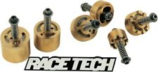 Race Tech Gold Valve Cartridge Fork Emulators For Damping Rod Forks FEGV 4301