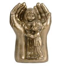 Figur Stille Sprache Steigerwald Dekoration Gilde Bronze Original Neu