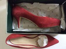 Kitten Heel Suede Shoes Hobbs for Women