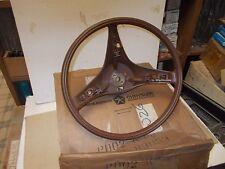 Mopar NOS Steering Wheel 74 R.W. 75 R.W.P.D.