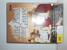 ONE FOOT IN THE GRAVE THE COMPLETE SERIES 3 AND XMAS SPECIAL DVD SET