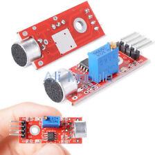10Pcs Microphone Sensor AVR PIC Sensitive Sound Detection Module For Arduino
