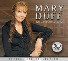 Mary Duff - The Complete Collection 3 Cd Box Set Irish Country Music