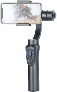 3-axis Gimbal Handheld Stabilizer for 6-inch Smartphone Samsung Huawei iPhone