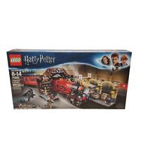 LEGO Harry Potter Hogwarts Express Train 75955 NEW in Box Sealed Free Shipping
