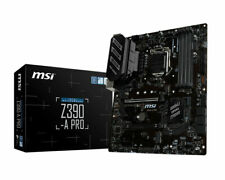 MSI Z390-A PRO Intel Z390 LGA 1151 DDR4 Placa Base (7B98-001R)