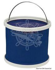 Faltschüssel Osculati Falteimer 15 Liter faltbarer Eimer zum Falten
