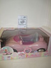 Zapf Creation Baby Born Car with Lights and Sound and Pull Along Cord
