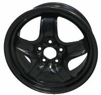 "NEW GENUINE FORD FOCUS MK2 04-10 & C-MAX 03-07 6.5 x 16"" Inch Styled Steel Wheel"