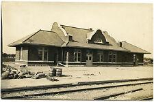 RPPC MN Minnesota St Cloud New Northern Pacific Railroad Depot Station 1910