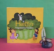 M Gill: Hayley's Vegemania Garden/children's picture books/food & health/HBDJ