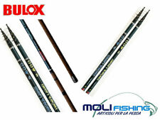 Fishing Rod English Bulox Thora Light 4.50 M Az. 4 - 60 Gr Carbon Braided
