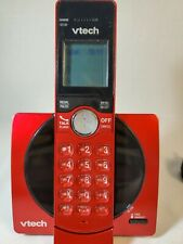 Vtech Cordless Phone Cs6919-16 Red Tested Works Inc. Cables