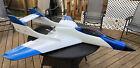 Falcon Navy Cat RC Jet Plane/Kingtech K80 Engine/Futaba T14SG Controller
