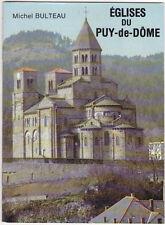Eglises du Puy-de-Dôme Michel BULTEAU