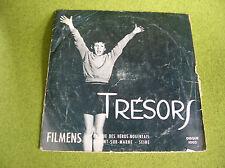 LP TRESORS-GEORGES GIRAUD, mus de ROGER MAURON-FILMENS FIL 1002