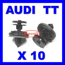 AUDI TT DOOR CARD PANEL TRIM CLIPS PLASTIC Coupe Cabriolet Convertible Roadster