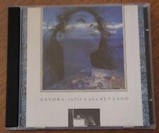 Sandra, into a secret land, CD