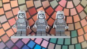 Lego Star Wars Rebels Figuren aus 75141 - 3x Imperial Combat Driver